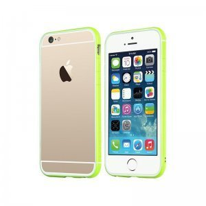 Чехол-бампер для Apple iPhone 6 - TOTU Evoque зеленый