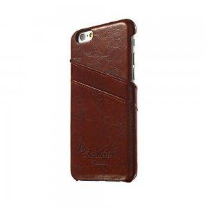 Чехол-накладка для Apple iPhone 6 - G-Source коричневый
