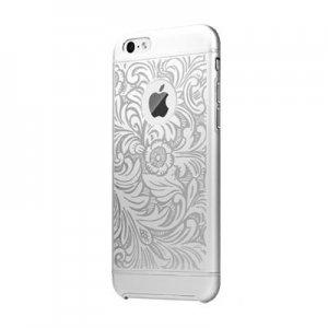 Чехол с рисунком iBacks Essence Cameo Venezia серебристый для iPhone 6/6S