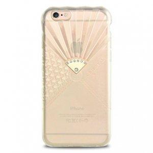 Чехол-накладка для Apple iPhone 6 - USAMS Fancy Wheat прозрачный
