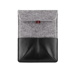 Чехол-карман для Apple iPad mini 1/2/3 - Dublon Leatherworks Military черный