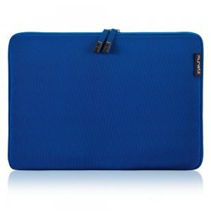 "Чехол-карман для Apple MacBook Air 11""/ MacBook 12"" - Runetz Soft Sleeve синий"