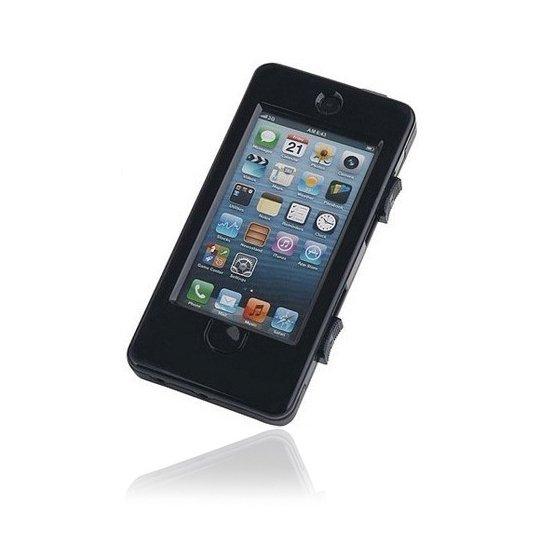 Велодержатель Bike 5 для Apple iPhone 5/5S черный