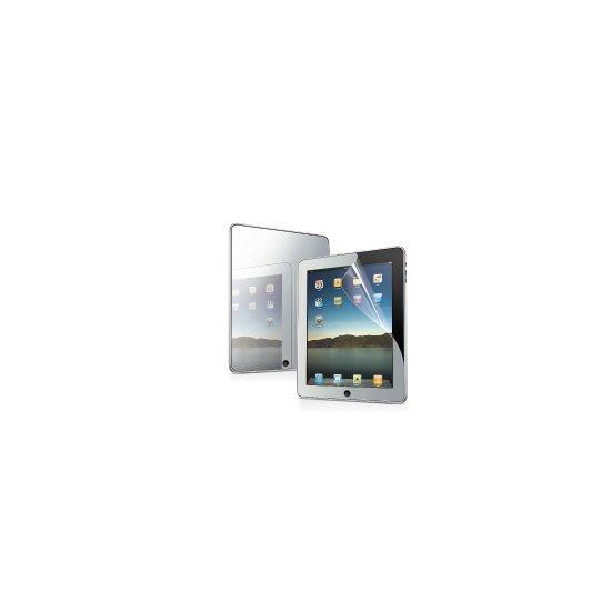 Защитная пленка для Apple iPad - Capdase Screen Guard зеркальная