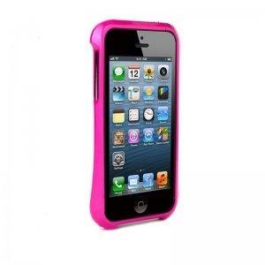 Чехол-бампер для Apple iPhone 5/5S - Cleave 5 A6061 розовый
