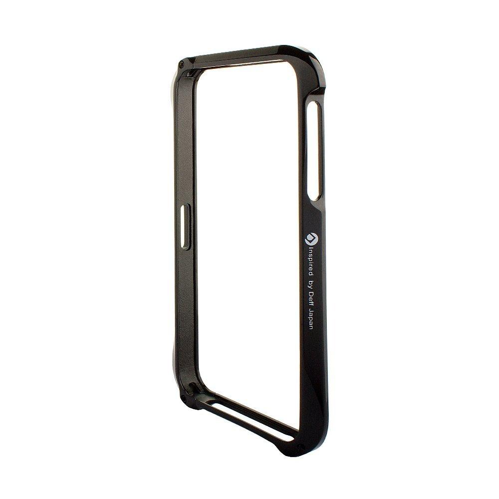 Чехол-бампер для Apple iPhone 5/5S - Cleave A6063 черный