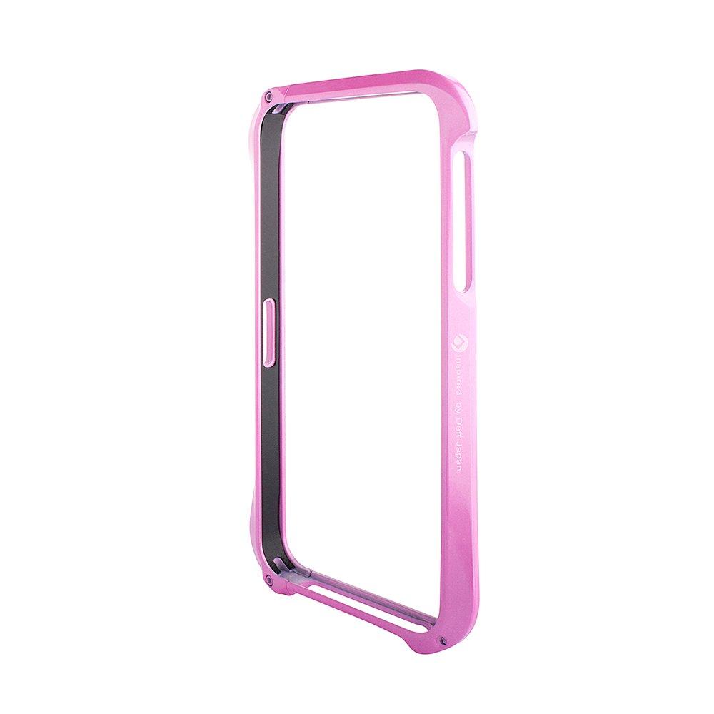 Чехол-бампер для Apple iPhone 5/5S - Cleave A6063 розовый