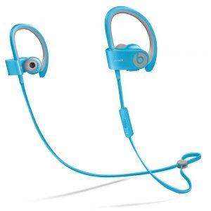 Наушники Beats PowerBeats 2 Wireless голубые