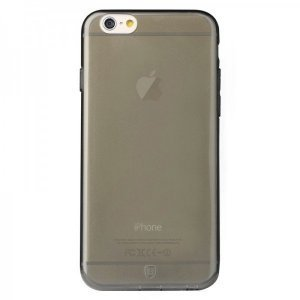 Чехол-накладка для Apple iPhone 6 Plus - Baseus Simple черный