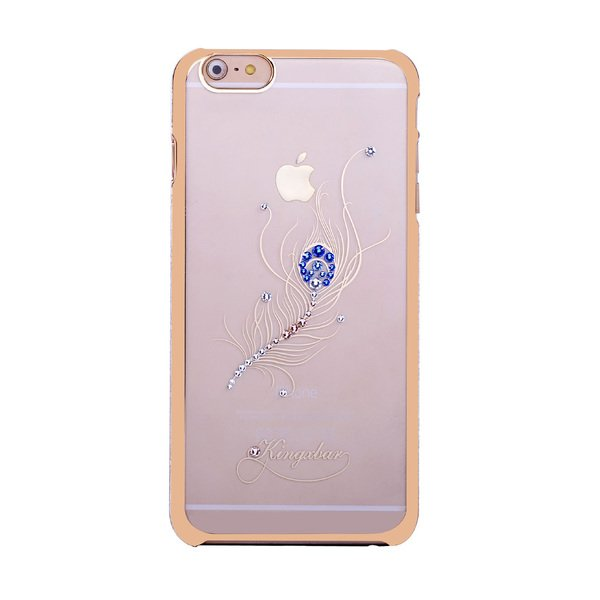Чехол-накладка для Apple iPhone 6/6S - Kingxbar Classic Plumage