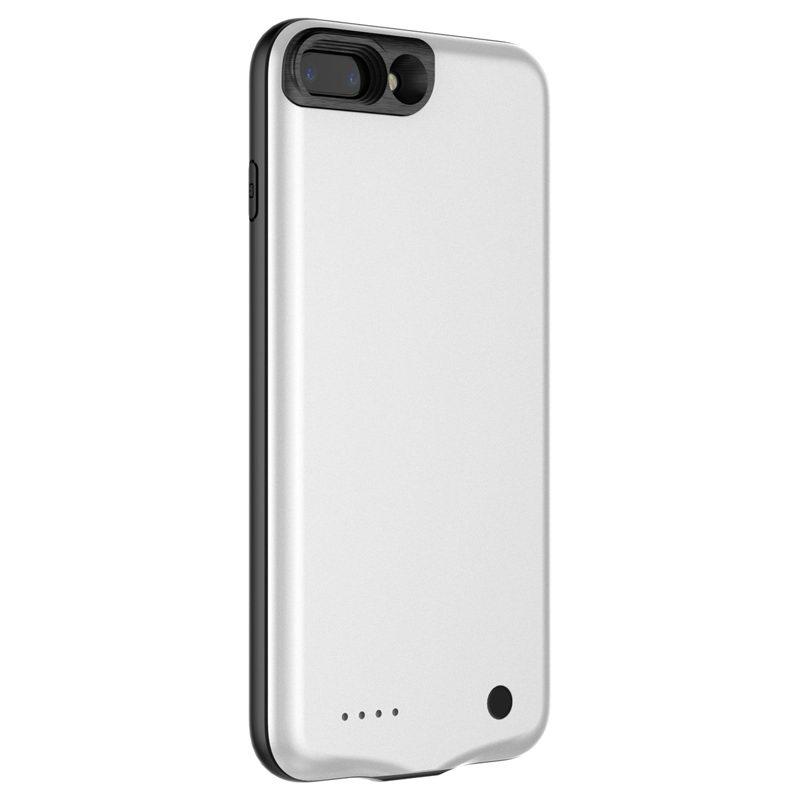Чехол-аккумулятор Baseus Geshion 2500mAh белый для iPhone 7