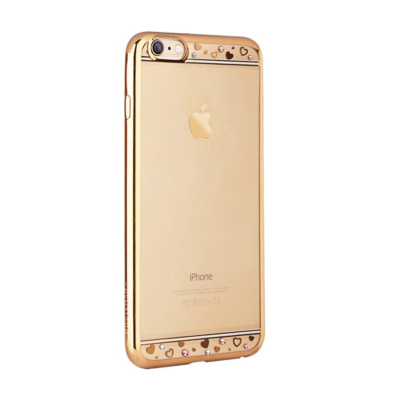 Чехол-накладка для Apple iPhone 6/6S - Kingxbar Encounter Heart