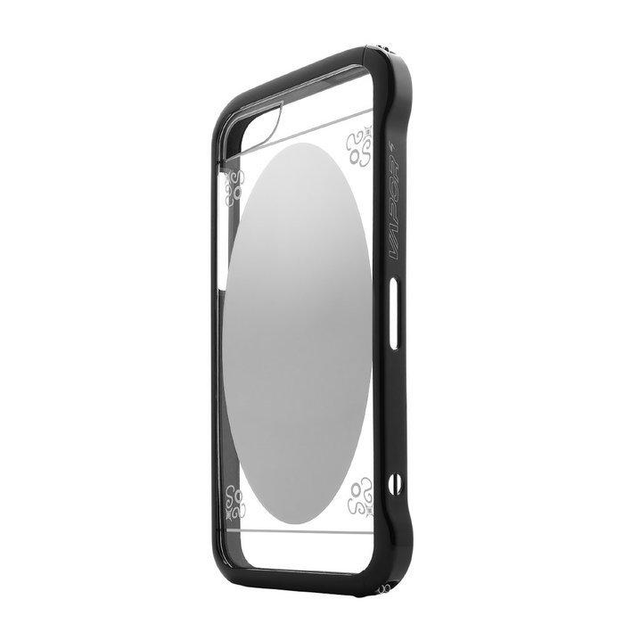 Чехол-бампер для Apple iPhone 5/5S - Love Mei Vapor 5 черный