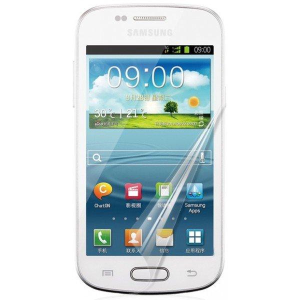 Защитная пленка для SamsungGalaxy S3 mini - Fonemax антибликовая, прозрачная