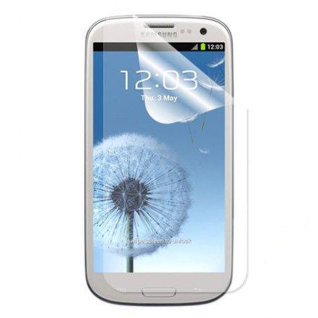 Защитная пленка Fonemax для SamsungGalaxyS3 i9300 антибликовая прозрачная