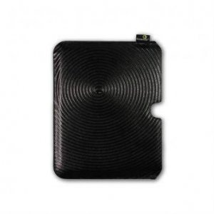 Чехол-карман для Apple iPad - Fonemax Book Jacket черный