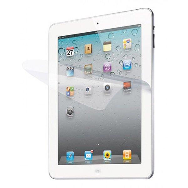 Защитная пленка для Apple iPad 2/3/4 - Fonemax Crystal Clear прозрачная глянцевая