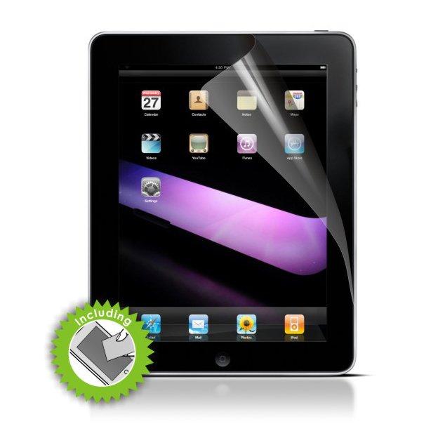 Защитная пленка для Apple iPad - Fonemax FONEPRO Screen Protector фиолетовая глянцевая