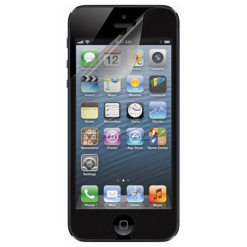 Защитная пленка Fonemax зеркальная для iPhone 5/5S/SE