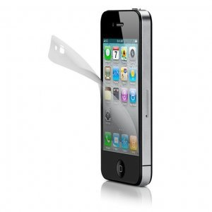 Защитная пленка для Apple iPhone 4/4S - Fonemax Privacy прозрачная