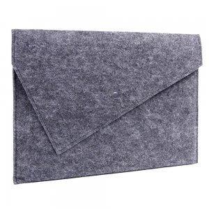 "Чехол-конверт Gmakin GM06 темно-серый для MacBook Air 13""/Pro 13""/ Pro 13"" Retina"
