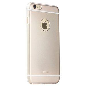 Защитный чехол iBacks Armour золотой для iPhone 6/6S Plus