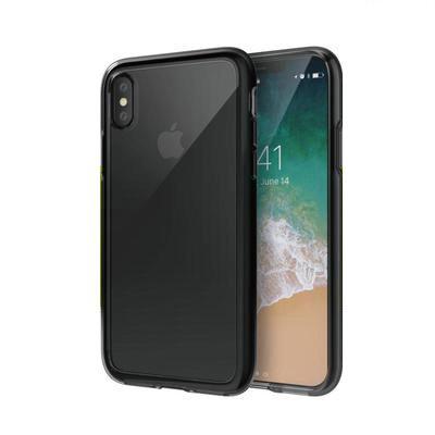 Противоударный чехол SwitchEasy Crush чёрный для iPhone X