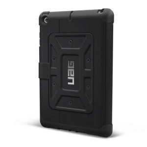 Чехол-книжка для Apple iPad Mini 1/2/3 - Urban Armor Gear FOLIO чёрный