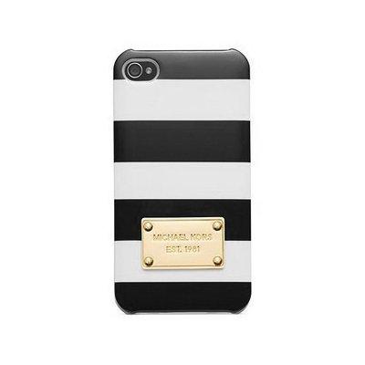 Чехол-накладка для Apple iPhone 5/5S - Michael Kors Design черный