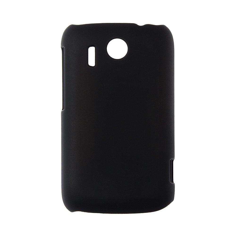 Чехол-накладка для HTCDesireCA320e - Hard Shell Case черный