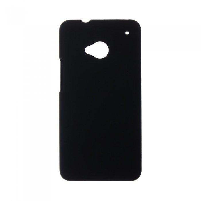 Чехол-накладка для HTCOne M7 - Hard Shell Case черный