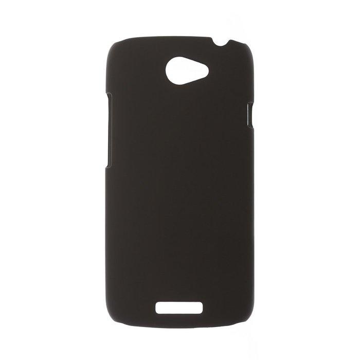 Чехол-накладка для HTCOneSZ520/HTCOneSZ560E - Hard Shell Case черный