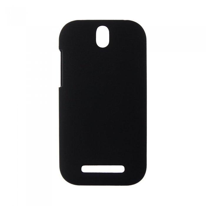 Чехол-накладка для HTCOneSTC520e - Hard Shell Case черный