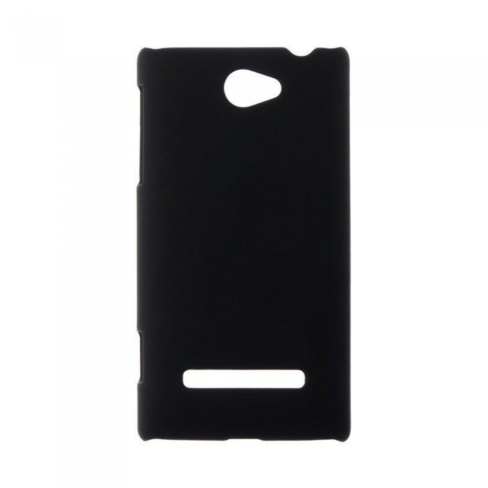 Чехол-накладка для HTCWP8SA620e- Hard Shell Case черный
