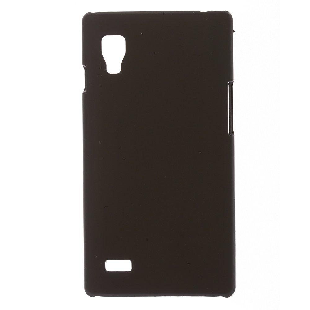 Чехол-накладка для LG OptimusL9 - Hard Shell Case черный