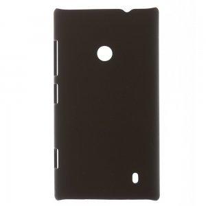 Чехол-накладка для NokiaLumia520 - Hard Shell Case черный
