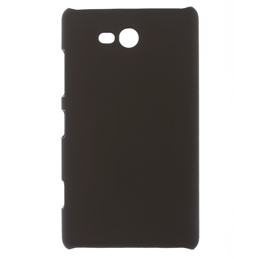 Чехол-накладка для NokiaLumia820- Hard Shell Case черный