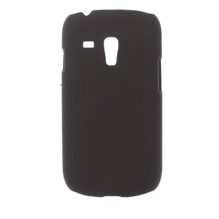 Чехол-накладка для SamsungGalaxy SIII mini i8190 - Hard Shell черный