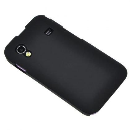 Чехол-накладка для SamsungGalaxyAce S5830 - Hard Shell черный