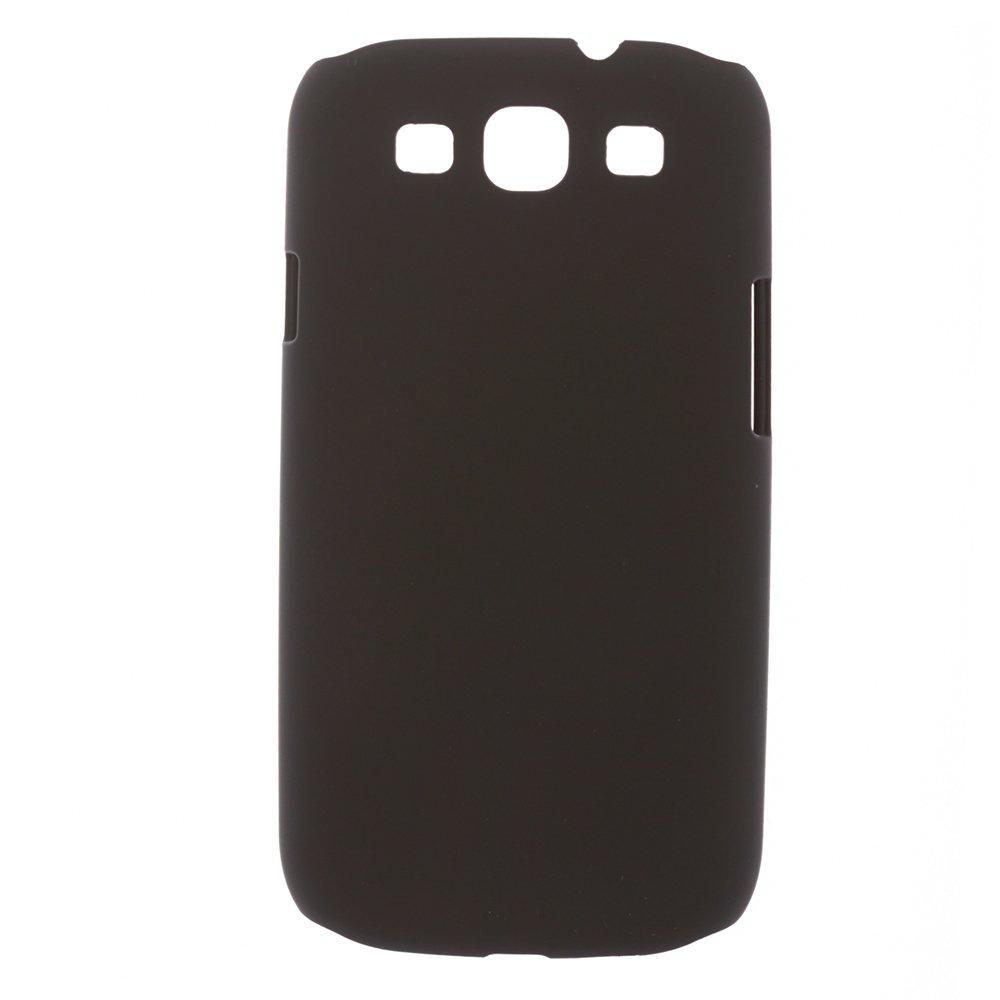 Чехол-накладка для SamsungGalaxyS3 i9300- Hard Shell черный