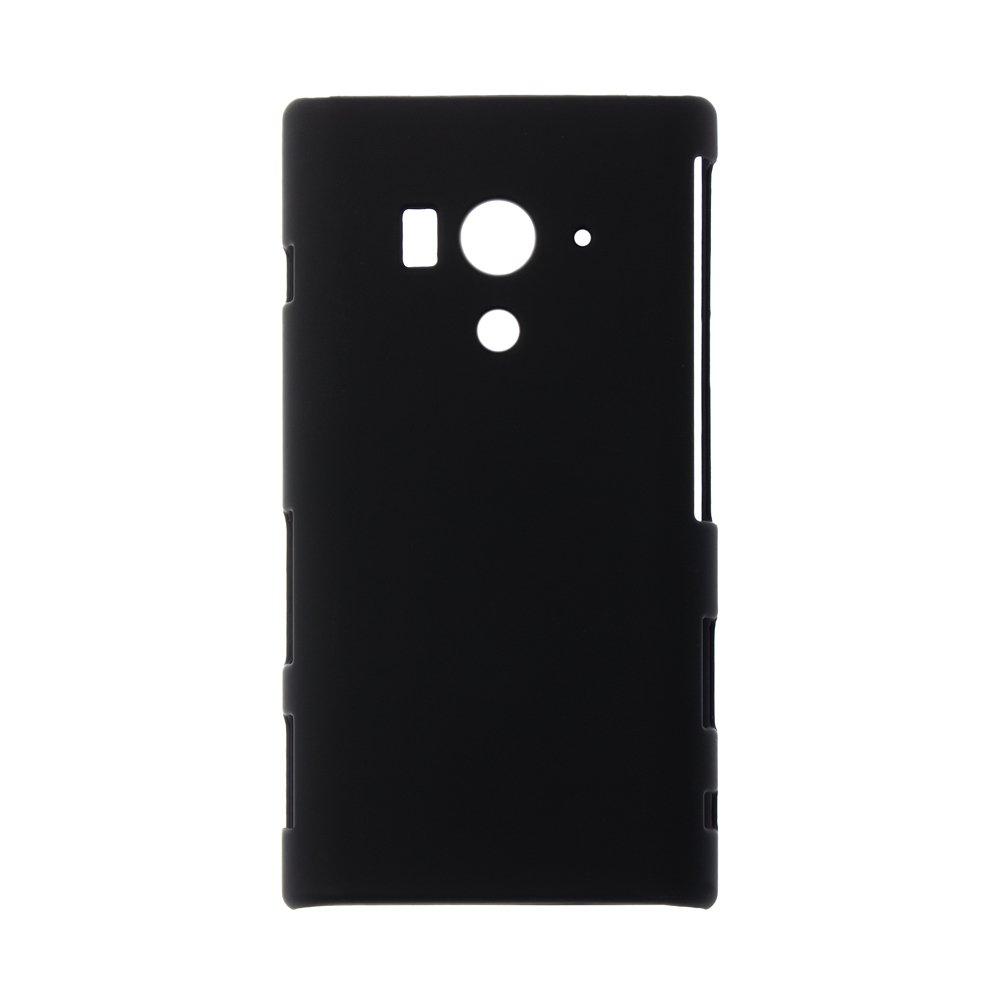 Чехол-накладка для Sony Xperia Acro S LT26W - Hard Shell черный
