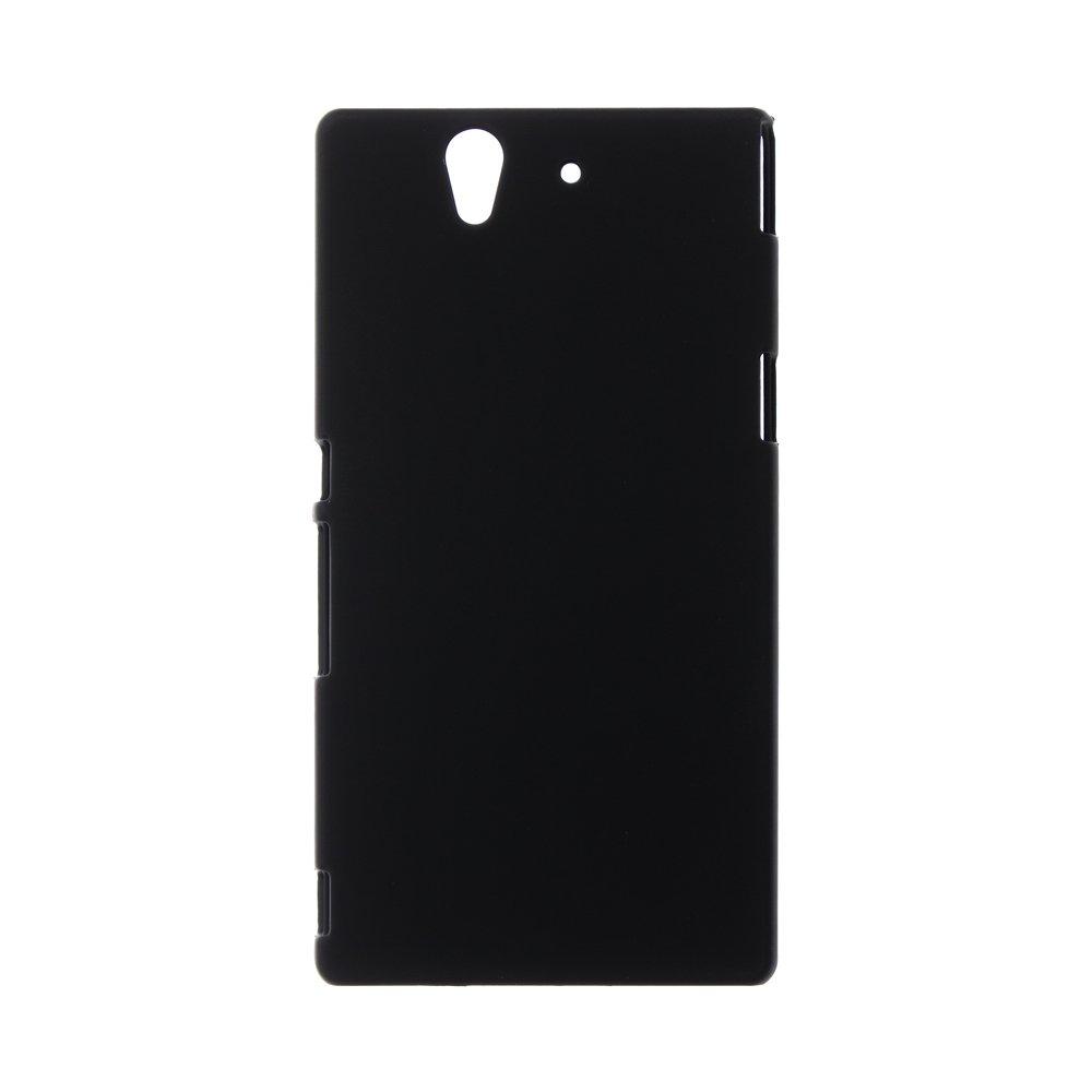 Чехол-накладка для Sony Xperia Yuga C660X/C6603/L36H - Hard Shell черный