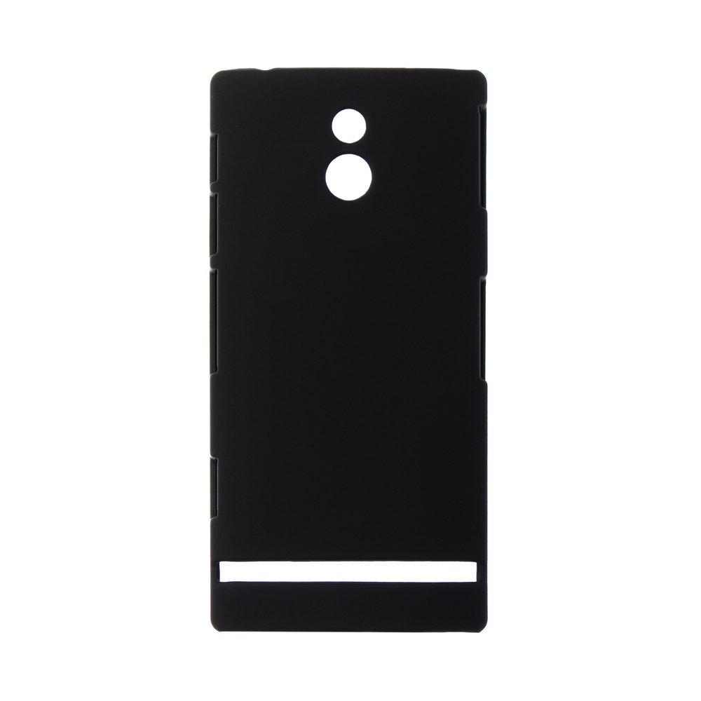 Чехол-накладка для Sony Xperia P LT22i - Hard Shell черный