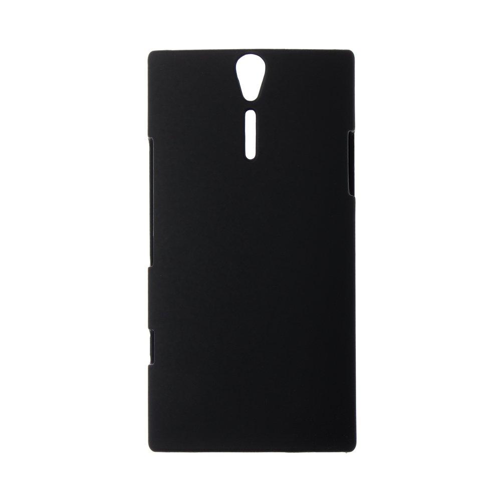 Чехол-накладка для Sony Xperia S LT26i - Hard Shell черный