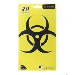 Наклейка для Apple iPhone 5/5S - HM Skin BioHazard