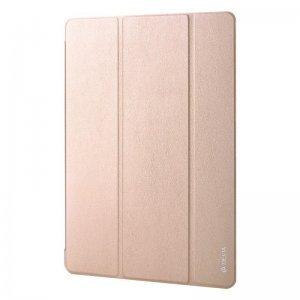 """Чехол-книжка для Apple iPad Pro 12,9"""" - Devia Light Grace золотистый"""