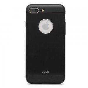 Защитный чехол Moshi iGlaze Armour чёрный для iPhone 8 Plus/7 Plus
