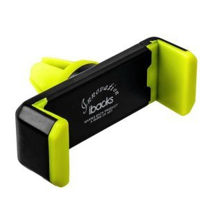 Автодержатель для смартфона iBacks зеленый