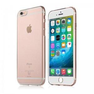 Чехол-накладка для Apple iPhone 6 Plus/iPhone 6S Plus - Baseus Clear прозрачный