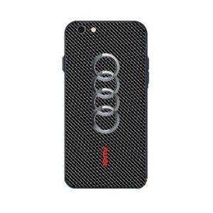 Чехол с рисунком WK Audi для iPhone 6/6S